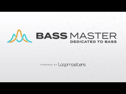 Download Bass Master By Loopmasters | Dedicated To Bass | Short Promo