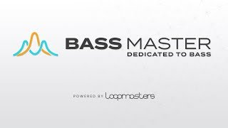 Bass Master by Loopmasters | Dedicated To Bass | Short Promo
