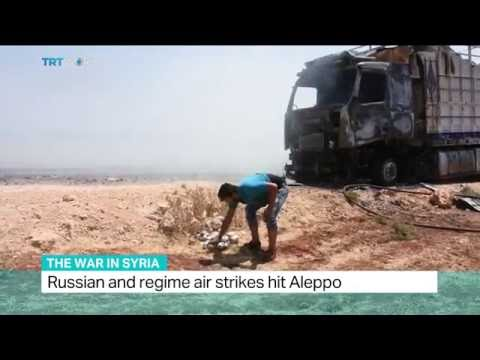 The War In Syria: UN says it's working intensively to help civilians, Zeina Awad reports