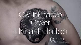Hai Anh tattoo - Taiwan Tattoo - Xăm hình đài loan