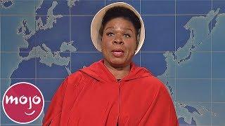Top 10 Hilarious Leslie Jones Moments on SNL