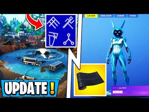 *NEW* Fortnite 8.40 Update! | New Skins, Full Event Details, All Map Changes!