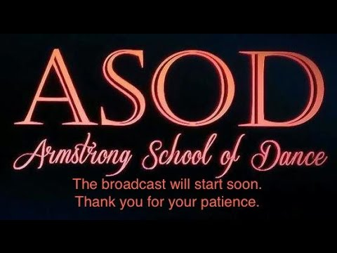 Armstrong School of Dance Live Stream