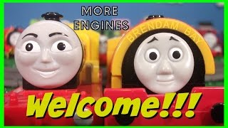 Welcome More Engines New to Toy Stew! Thomas and Friends Engines!