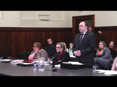 RMIT LSS-Nowicki Carbone Personal Injury Moot (Melbourne University v RMIT)