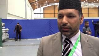National Ijtema 2012 MAAD: Interview Nazim e Aala