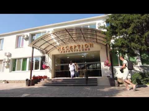 Санаторий Полтава-Крым. Лучшие цены 2017, описание