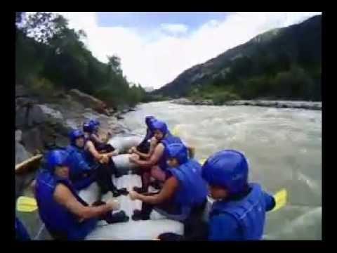 GoPro Feat. Eddy Rafting On The River ISEL (Tyrol, Austria)