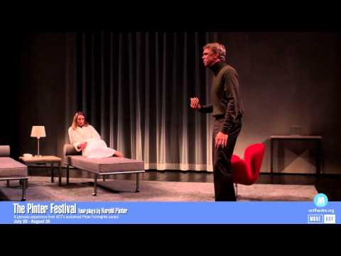 "ACT Theatre: The Pinter Festival - ""Old Times"" Moment From"