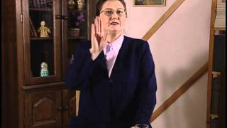 Курс жестового языка, Урок 10