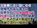 寒波国で日本からアレを防寒用具変わりで取り寄せた ⇒ 職場の日本人「その手があったな!」⇒その後、同期�