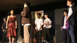 """Stratford College Productions present """"Oliver!"""""""