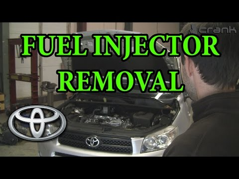 Toyota Rough Idling / High Fuel Consumption