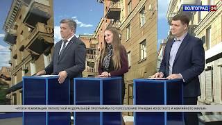 Волгоградский проспект. Программа по переселению из ветхого и аварийного жилья 15.12.17