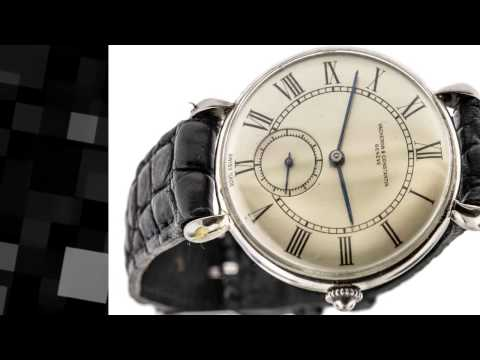 Vacheron Constantin Fancy Lungs Mechanical Stainless Steel Watch