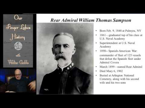 Sampson Naval Training Station .::. Our Finger Lakes History with Walter Gable 1/23/17