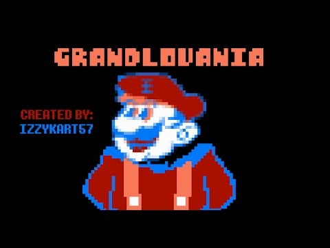 Grandlovania: The Grandest Fight Ever Made. [Undertale Mod]