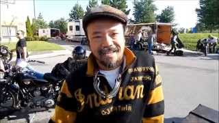Motorcycle Cannonball 2014 Meet the Riders part 4