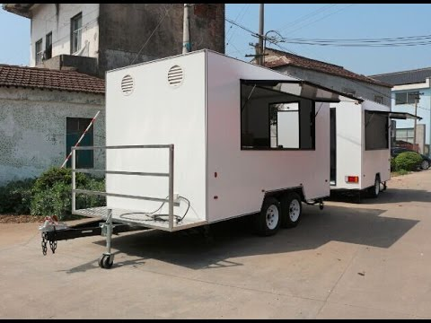Australian Wholesale Various High Quality Food Trailer/Food Carts /coffee carts /food vans