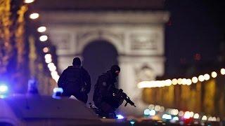 СМИ  парижский стрелок был ранее судим за схожее преступление