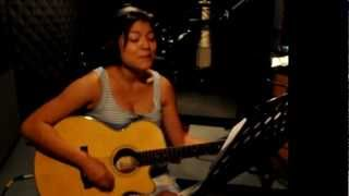 Give Me Love- TheBathroomGirl cover (Ed Sheeran)
