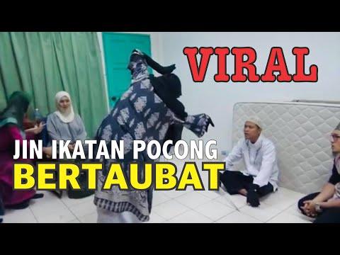 JIN IKATAN POCONG MASUK ISLAM - 3 | UST ERI ABDULROHIM