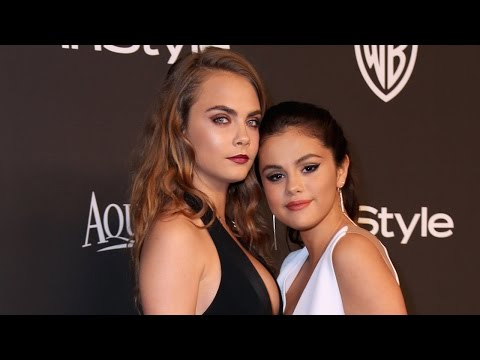 Selena Gomez Spills The Truth Behind The Cara Delevingne Dating Rumors
