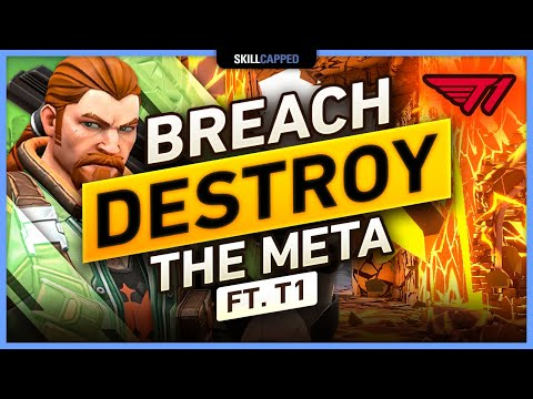 How BREACH is DESTROYING the PRO META ft. T1