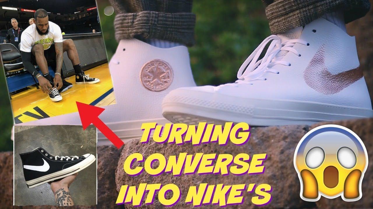 CHINATOWN MARKET CONVERSE LEBRON Best FootwearSneaker