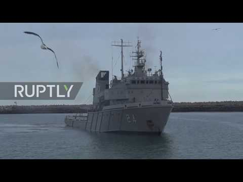 Argentina: Russia offers unmanned vehicle in search for missing submarine