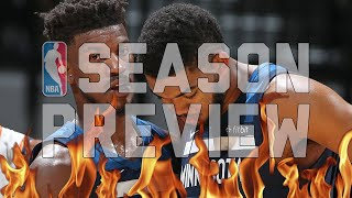 NBA Season Preview Part 4 - The Starters