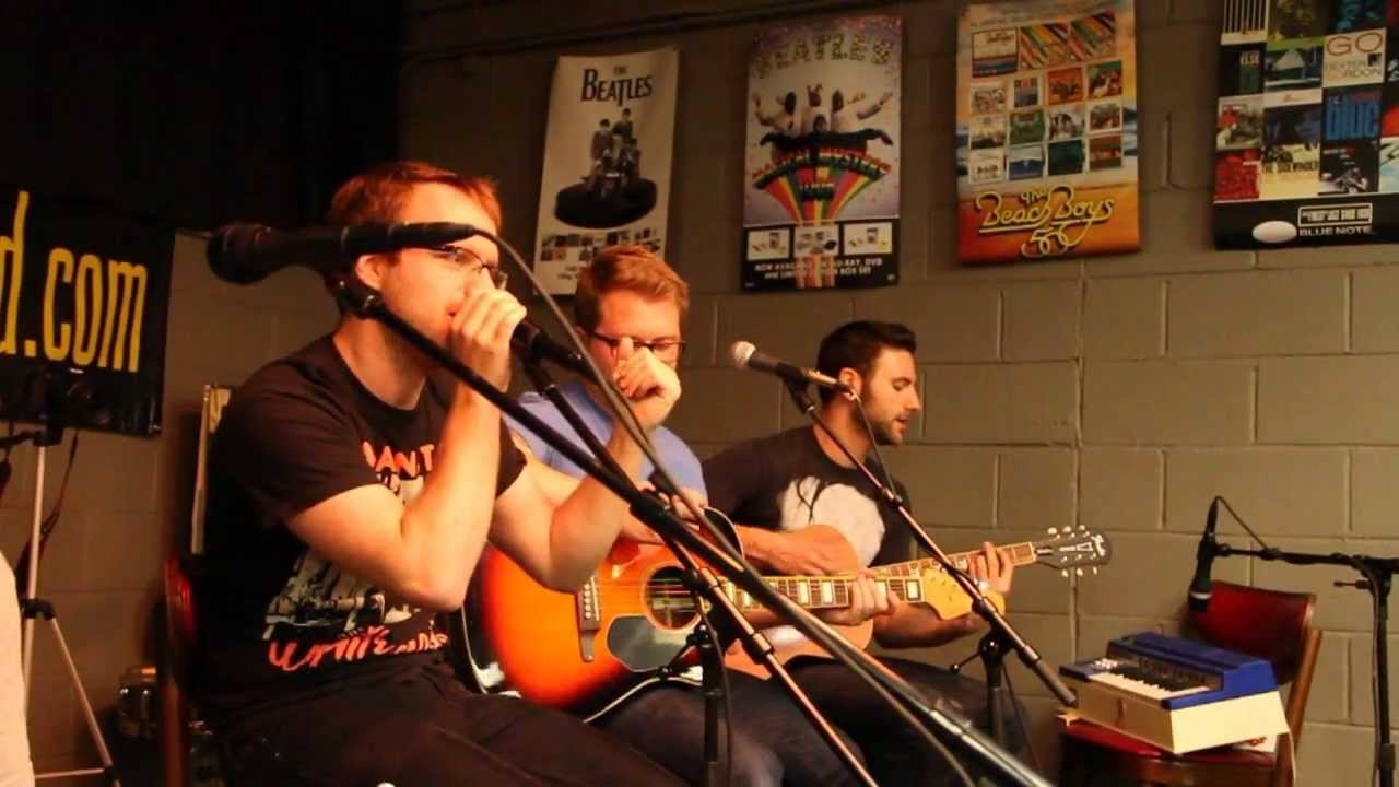 Nice The Wonder Years Living Room Song Acoustic 5 14 13