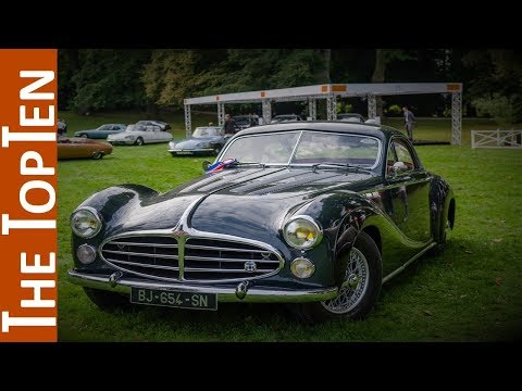 The Top Ten Defunct French Car Brands