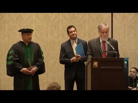 Society of the Knights and Squire Awards ceremony