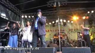 Alpheus - 3/4 - We Are Strong - Reggae Jam 2015