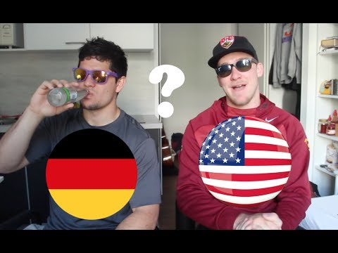 WHAT DO AMERICANS think about GERMANY?!