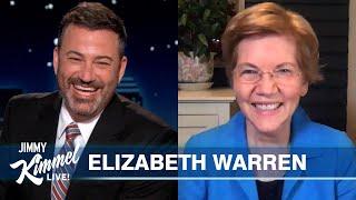 Senator Elizabeth Warren on Trump's COVID Failure, Supreme Court Seat & Lindsey Graham Hypocrisy