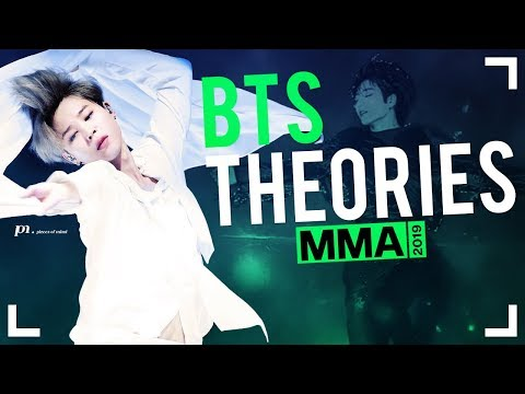 BTS THEORIES: Melon Music Awards (MMA 2019 EXPLAINED!)