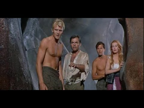 Journey to the Center of the Earth 1959 -  James Mason, Pat Boone, Arlene Dahl