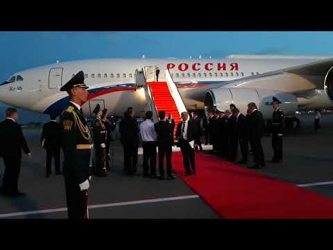 Владимир Путин ба