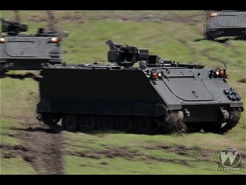 Philippine Army challenged the capacity of 6 out of 28 newly acquired M113A2 (APC)