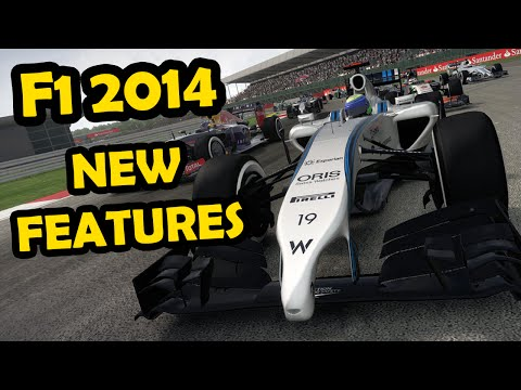 F1 2014 Game: New Features Confirmed! (Career Mode Options