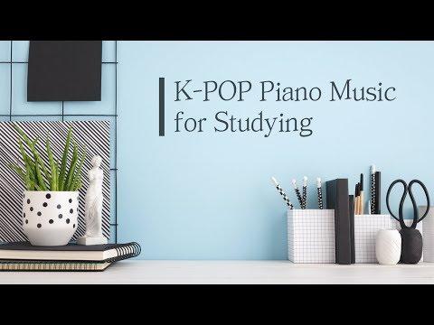 공부할 때 듣는 잔잔한 가요 피아노 커버 모음 Study K-pop Piano Music Collection