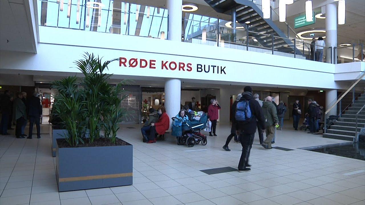 6743b6e5da8 Røde Kors møbelbutik indviet | Ishøj Kommune