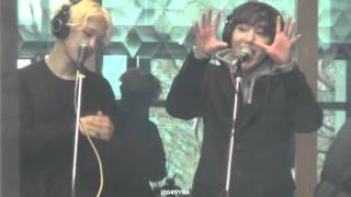 160218 정오의 희망곡(3) 위너 센치해 강승윤 focus / Winner Kang Seungyoon Sentimental