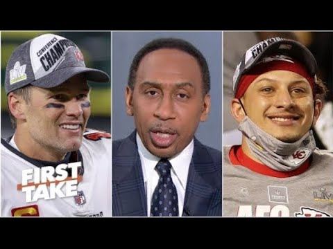 Download First Take | Stephen A. & Max debate: Will Tampa Bay Buccaneers upset Kansas City Chiefs?