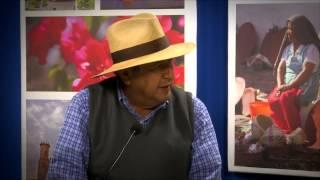 Entrevista del presidente municipal constitucional de Yautepec.