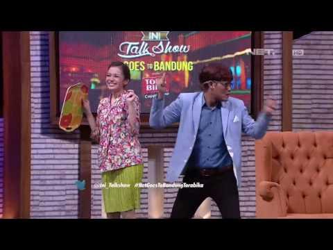 The Best Of Ini Talk Show - Mbak Iren Sengaja Ngerjain Kang Sule Biar Capek Joget Teh Asoy