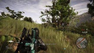 Glitchy Intel - Ghost Recon Wildlands (PS4)