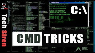 5 cool Command Prompt Tricks